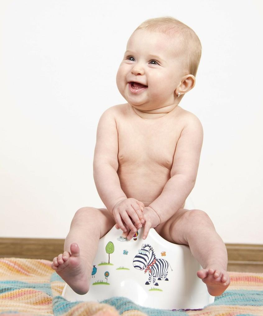 Initier Bébé Au Pot l'apprentissage de la propreté chez l'enfant avec autisme