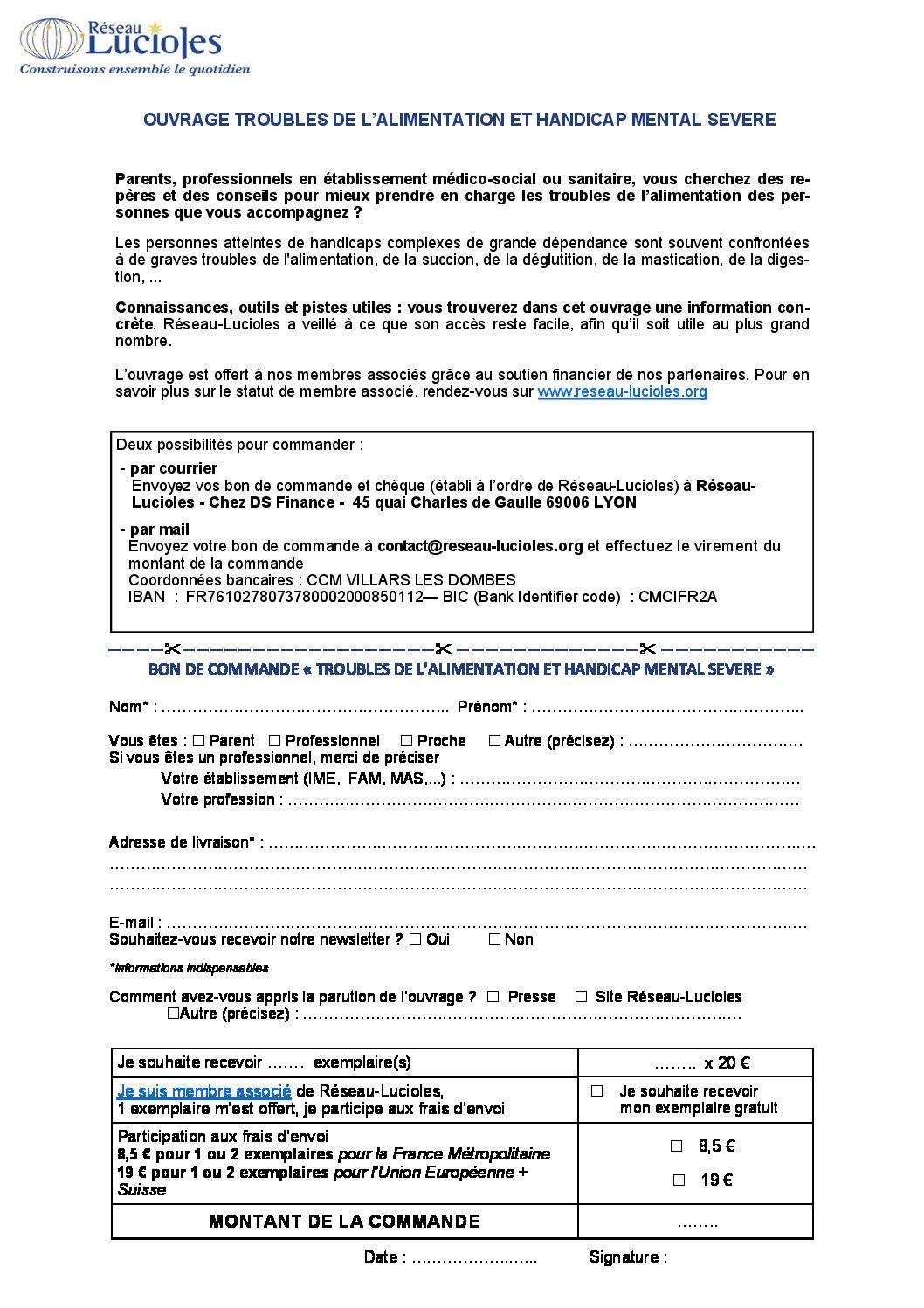 Bon prix bankverbindung