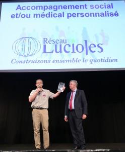 6ème édition du Prix Acteurs Economiques & Handicap.18 juin 2013. Salle Wagram