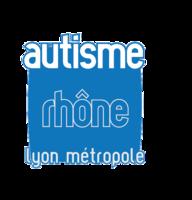 logo autisme_rhône